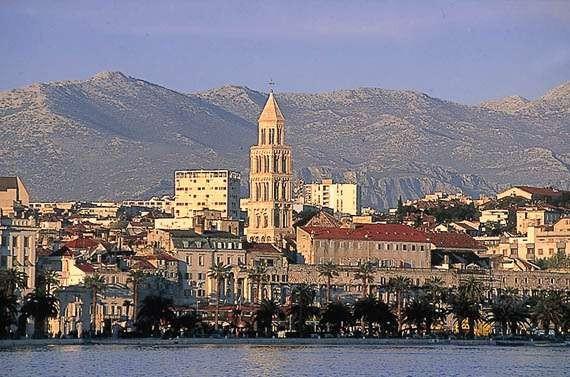 Split ou l'héritage croate de l'empereur ...